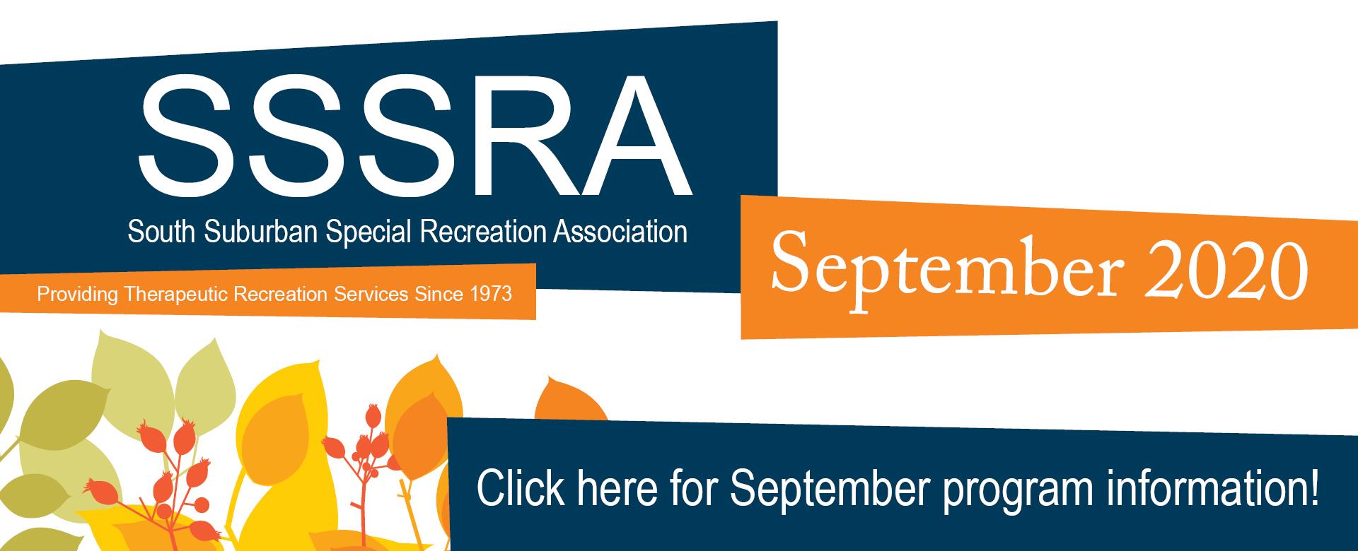 Image link to September 2020 program information